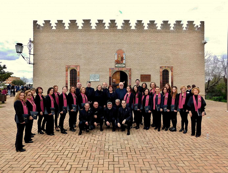 Coro santa mar a asociaci n musical vuelven los ensayos for Santa maria jewelry company