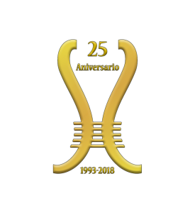 Logotipo del 25 Aniversario