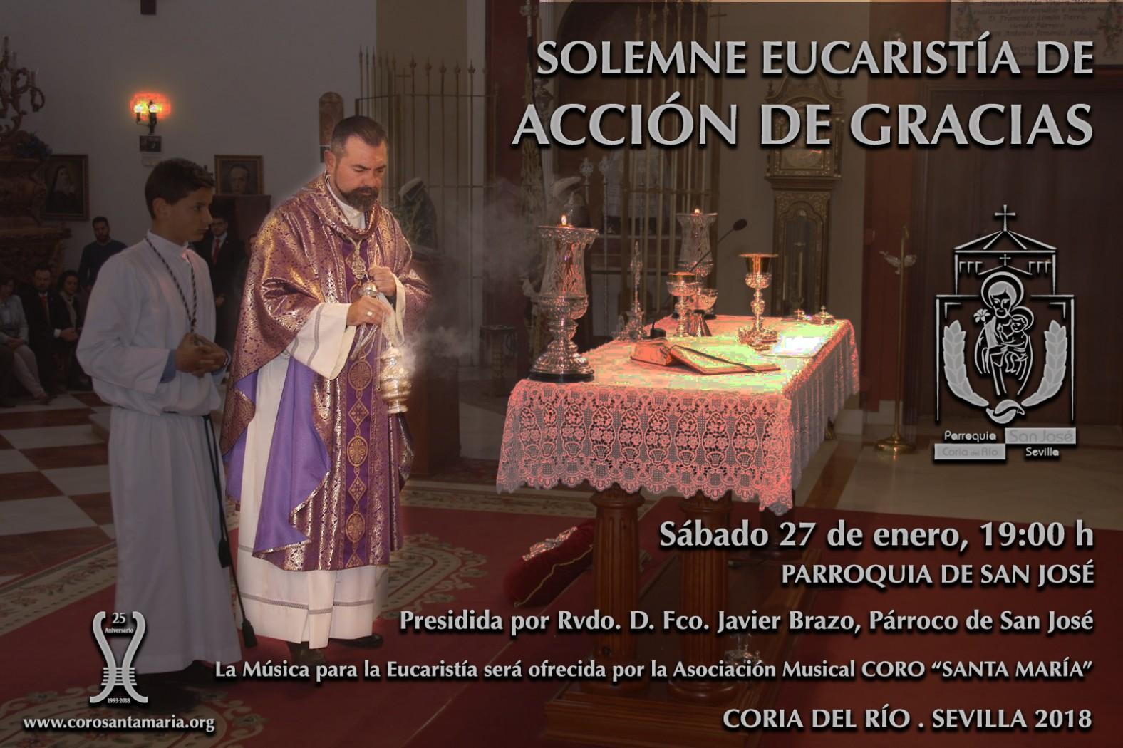 Misa de Acción de Gracias